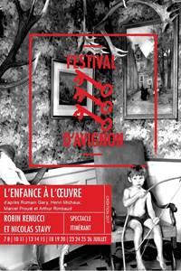 """Théâtre """"L'Enfance à l'Œuvre"""""""