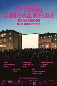 Festival du cinéma belge en Garrigue