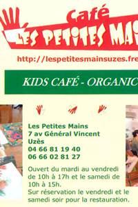 Café associatif Les Petites Mains