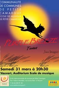 Concert Purple Breeze Tentet