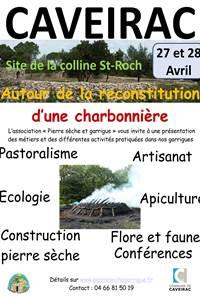 La Garrigue et ses Hommes / Une Charbonnière à Saint-Roch