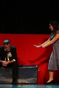 """Théâtre """"L""""école des Mères"""" de Marivaux"""