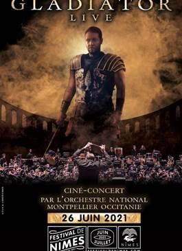 Gladiator Nîmes - Festival Live