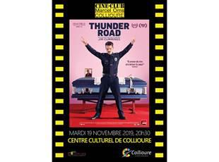Ciné-club : Thunder road