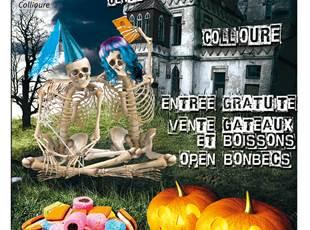Le bal d'Halloween
