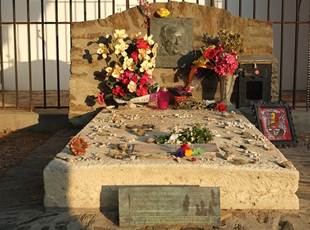 Tomb of Antonio Machado
