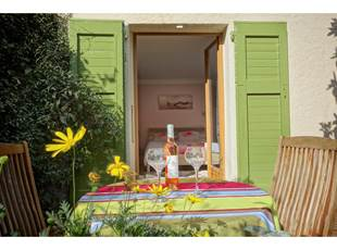 Bed and Breakfast - Les Bougainvilliers