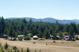 Camping Domaine de Pradines