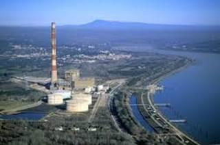 Centrale électrique d'Aramon