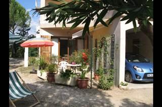 Gite Lavande au rez de chaussée maison en Cévennes. à Saint Julien de la Nef 30440