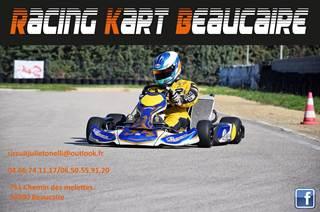 Racing Kart Beaucaire - Circuit Julie Toneli