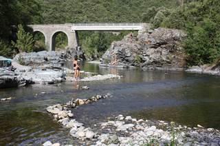 Camping des Gorges de l'Hérault