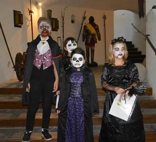 FORT SAINT-ELME - Halloween