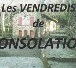 FRIDAYS OF CONSOLATION - Chispa Latina