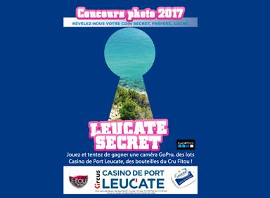 "Concours Photo ""Leucate Secret"""