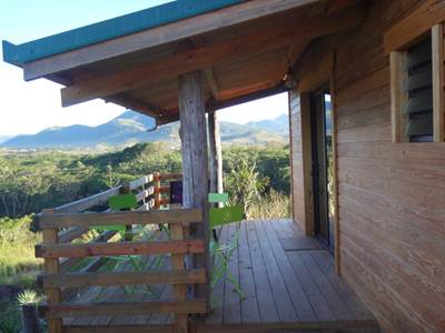 The Banian Table - Bungalow or yurt accommodation