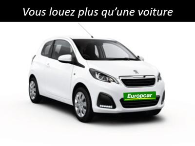 Europcar - Car rental