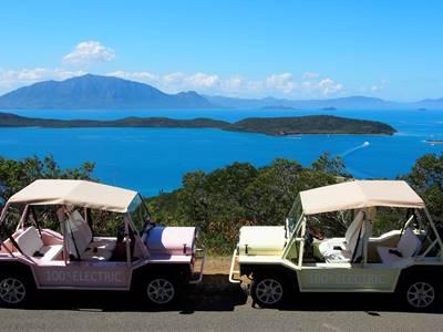 Nouméa Beach Car