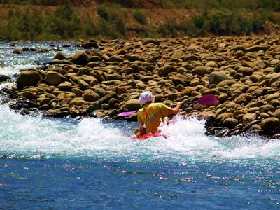Aventure Pulsion Kayak
