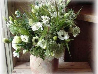 Art floral : des fruits, fleurs et légumes en bouquet !