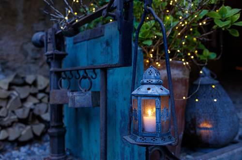 la vieille maison Durfort balance d entree en lumieres ©