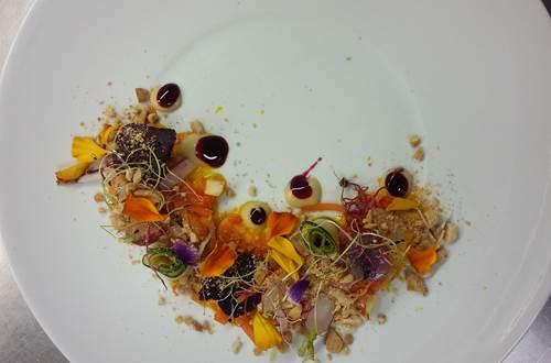 Restaurant Le Relais Sarrasin ©