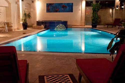 Hôtel Villa Mazarin piscine_2 ©