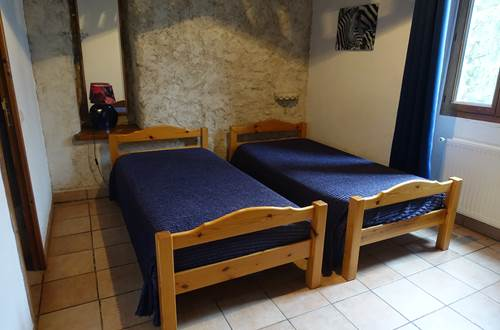 Le Cagnel chambre bleue ©