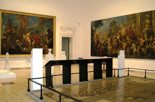 MUSEE DES BEAUX ARTS ©