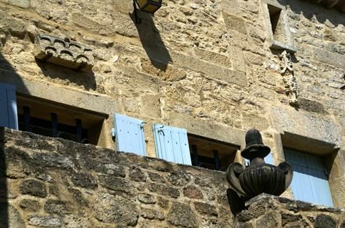Castillon du Gard ©