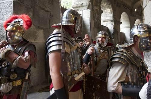 jeux romains 2015 ©