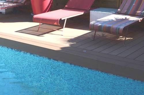 La Villa Léa - piscine © RIBEYRE Véronique