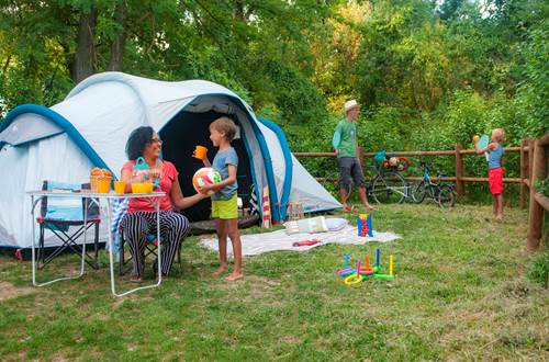 Camping Le Saint Michelet ©