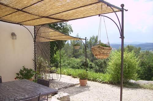 La Boissière et le Vialat terrasse ©