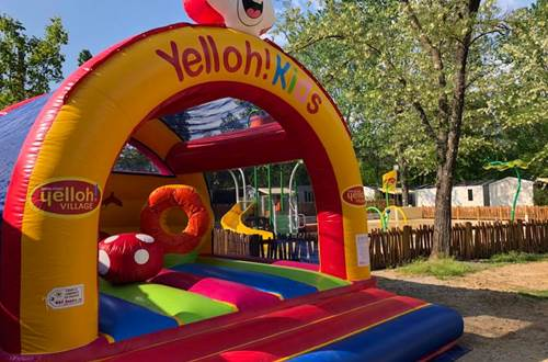 Camping Yelloh Village Le Castel Rose - 05 ©