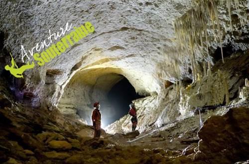 Aventure souterraine ©