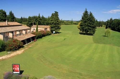 GOLF CLUB D'UZES parcours de golf © ALLIER Maryse