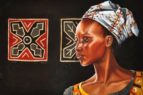 Sylvie roussel Méric Femme Burkina Faso © Sylvie roussel Méric