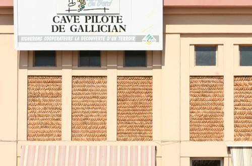 Cave de Gallician ©