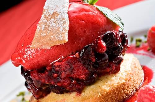 L'ANNEXE Sablé dessert ©