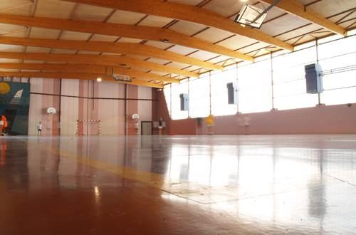 Espace Gard découvertes gymnase ©