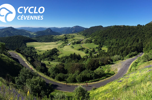 Cyclo Cévennes Panorama ©