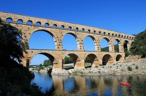 Le Pont du Gard ©