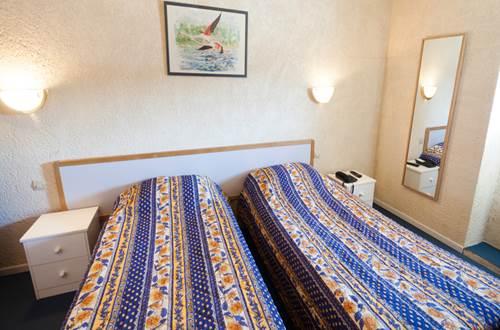 Hôtel HERACLEE à St Gilles ©