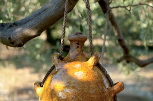 theziers;gard;terroir © moulin de romanou