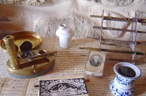Musée du Scribe ©