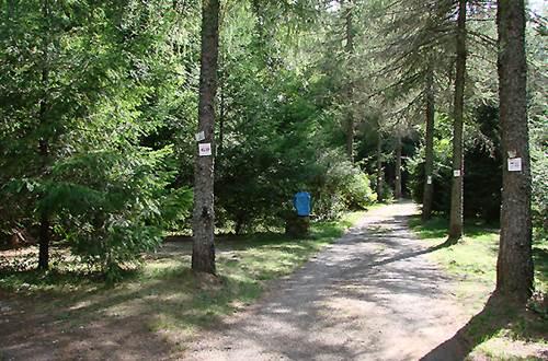 Camping le Térondel ©