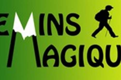 Chemins magiques - Loïc Bernard - Logo ©