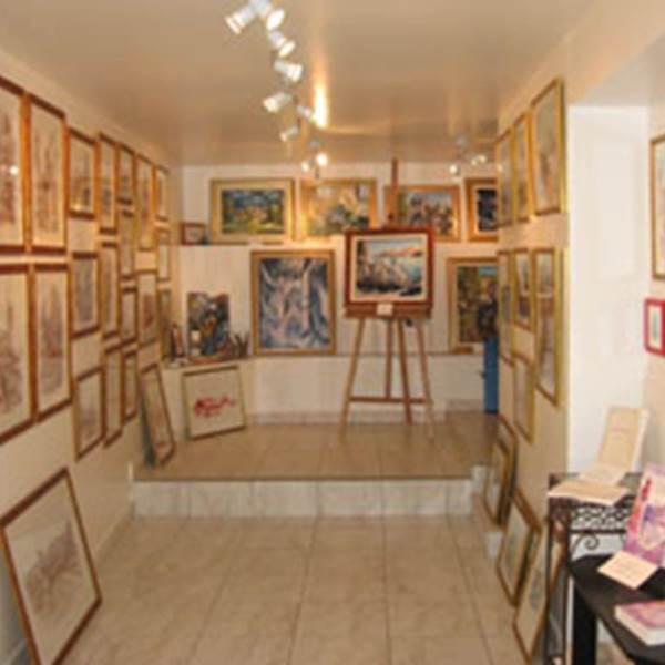ATELIER D'ARTISTES SANGUINES - Art Collioure