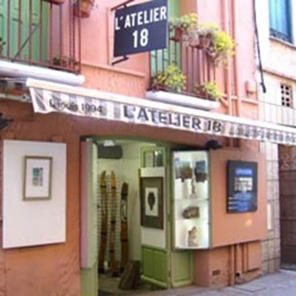 Atelier 18 - Art Collioure